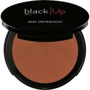 Matte Definition Foundation, N°07 10 g blackUp Foundation