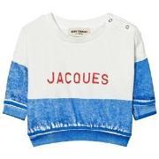 Bobo Choses Jacques Baby Boat Sweatshirt 6-12 mnd