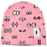 Civiliants Allover Print Jersey Beanie Pink 48/50 cm