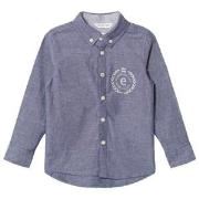 ebbe Kids Andreas Shirt Denim Chambray 92 cm
