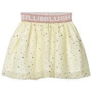 Billieblush Pale Yellow Branded Glitter Tutu Skirt 10 years