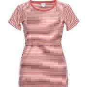 Boob Eva Striped Top Tofu/Faded Rose 38
