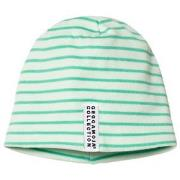 Geggamoja Topline Hat Light Green/Soft Green Baby) (2-6 mnd)