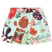 Koolabah SP Delight Mini Skirt Turquoise 86 cm (1-1,5 år)