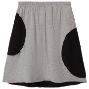 NUNUNU Circle Skirt Heather Grey 2-3 år