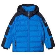 Bogner Blue & Navy Jerome-D Ski Jacket S (5-6 years)