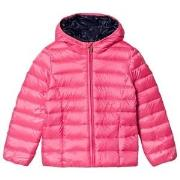 Guess Pink Down Puffer Coat 12 years