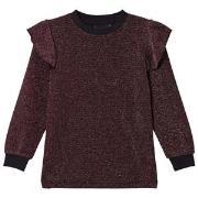 Petit by Sofie Schnoor Pink Glitter Shirt 116 cm