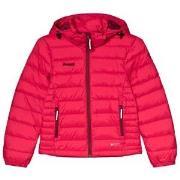 Bergans Red Down Youth Puffer Jacket 128 cm (7-8 år)