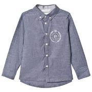 ebbe Kids Vest Denim Shirt Chambray 92 cm (1,5-2 år)