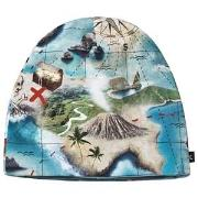 Molo Ned Baby Hat Treasure Map 3-6 mnd