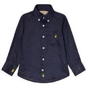 OAS Marine Pineapple Linen Shirt 6 år