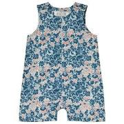 Anïve For The Minors Baby Romper Bysans Blue 1-2 mnd