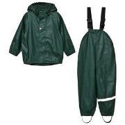 Kuling San Marino Rain Set Dark Green 74/80 cm