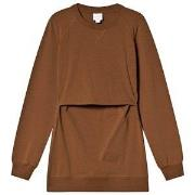 Boob B Warmer Sweatshirt Cinnamon XS (32/34)