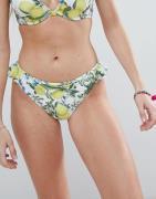 Dorina Lemon Bikini Bottom-Multi